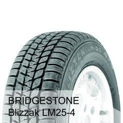 BRIDGESTONE Blizza LM25-4
