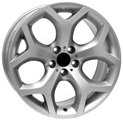 X5 HOTBIRD 10,0X19, 5X120/21 (74,1) (BMW) TAHA (S) (ECE) KG975