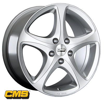 CMS C12P 9,0X18, 5X130/43 (71,6) (L) (PK/R14) (TUV) KG625