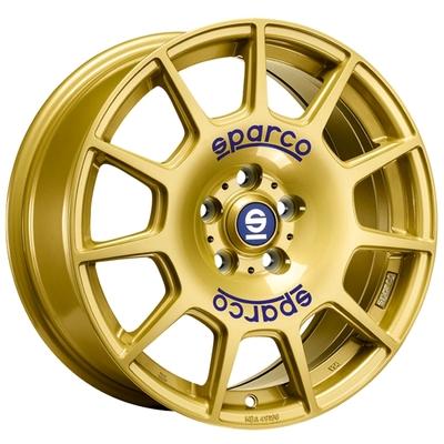 Sparco Terra Gold Blu Let, 17x75 ET48
