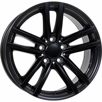 Alutec  X10 racing-black, 16x70 ET40