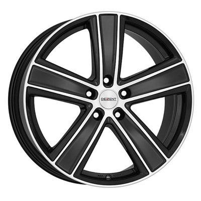 Dezent TH Dark, 17x75 ET55