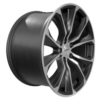 Nano BK923 Grey Polished, 20x110 ET40