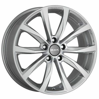 MAK Wolf Silver, 17x70 ET40