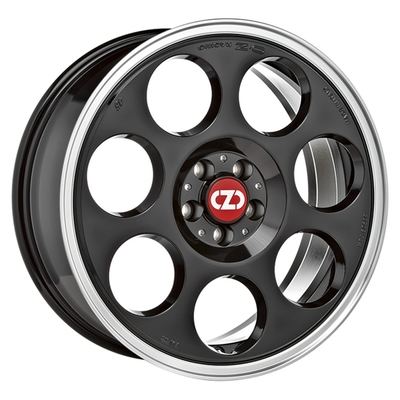 OZ Racing Anniv45 Blk DC, 17x70 ET48