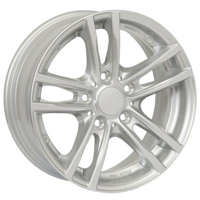 Alutec X10 Silver, 18x85 ET46