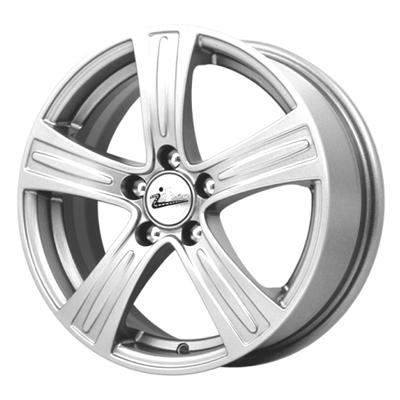 iFree S.U. Silver, 15x60 5x108 ET43
