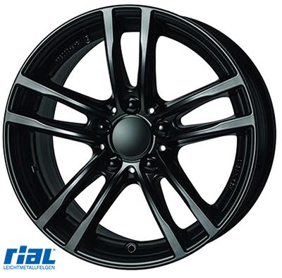 RIAL X10 B 8,0X18, 5X112/30 (66,7) (Y) (BMW) ECE KG810 EH2+