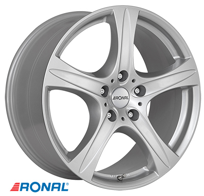 RONAL R55 9,0X19 5X114/40 (82,0) (S) KG995 TÜV