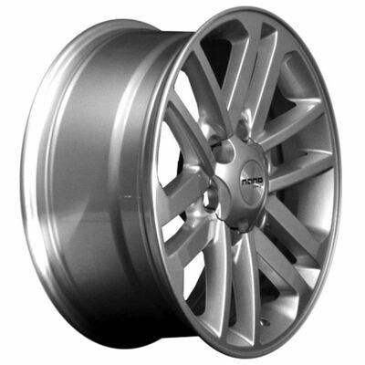 Nano BK627 Silver, 17x75 ET30