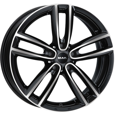 MAK Oxford Black Mirror, 17x75 ET52
