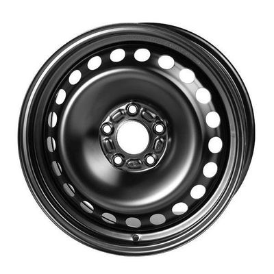 Disks Black (RSTEEL), 16x65 5x120 ET62