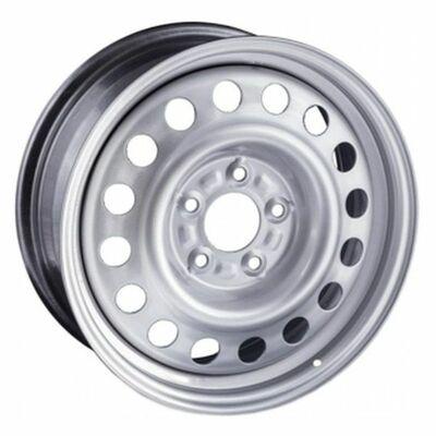 Disks Silver (RSTEEL), 16x65 ET45