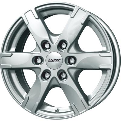 Alutec Titan Silver, 17x75 ET55