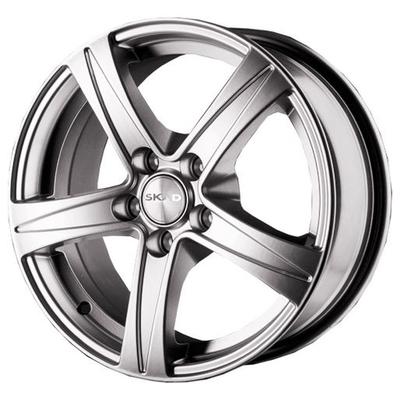 SKAD Sakura Hyper Silver, 15x65 ET45