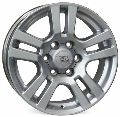 WSP Era Silver, 18x75 ET25