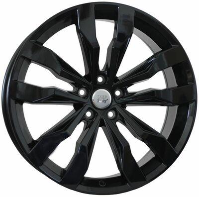 WSP Cobra Glossy Black, 19x80 ET47