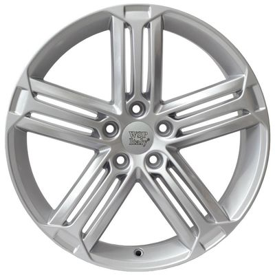 WSP Nisida Silver, 19x80 ET41