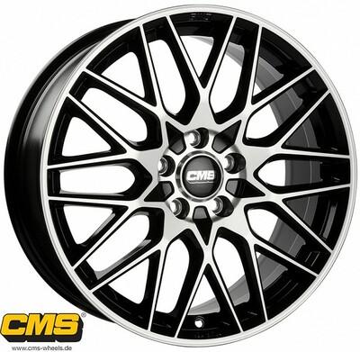 CMS C25 DB 7,5X18 5X114/37 (67,1) (Z) KG680 TÜV