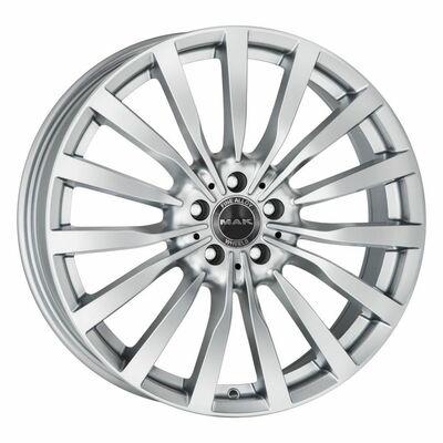 MAK Krone Silver, 18x80 ET41