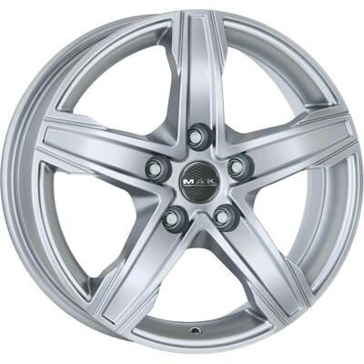 MAK King5 3 Silver, 18x75 ET50