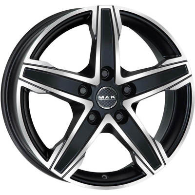 MAK King5 Ice Black, 17x75 ET40