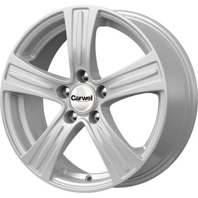 Carwel Lambda Silver, 15x60 ET45
