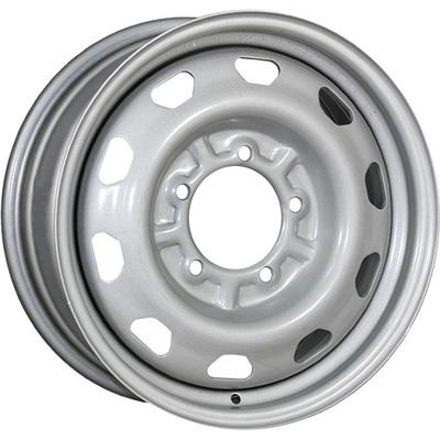 Dzelzs Silver (RSTEEL), 16x65 ET40