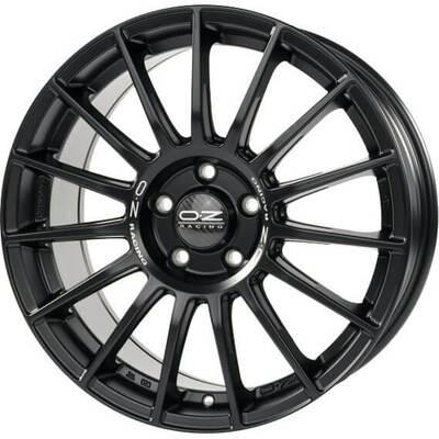 OZ Racing SupertLM Black, 18x80 ET45