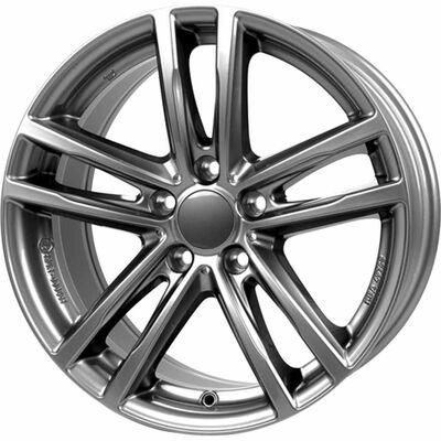 Alutec X10X Grey, 18x85 ET46
