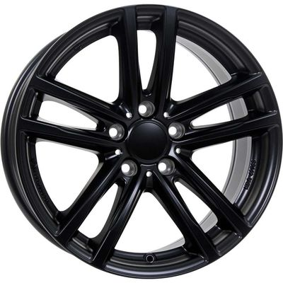 Alutec X10 Black, 18x85 ET50