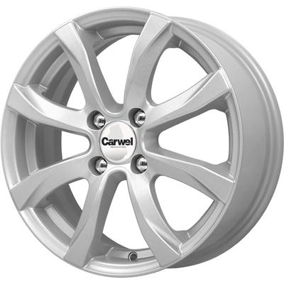 Carwel Omicron Silver, 15x60 ET48