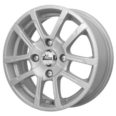 iFree Slider Silver, 14x55 ET43